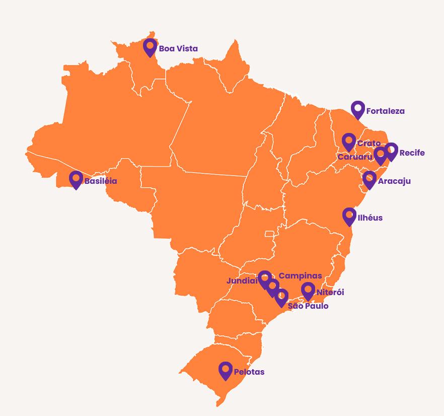Mapa Urban95